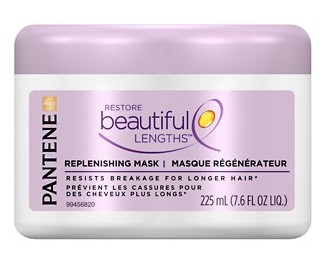 Pantene Restore Beautiful Lengths Replenishing Mask