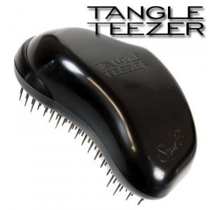 black tangle teezer