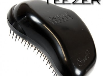 black tangle teezer