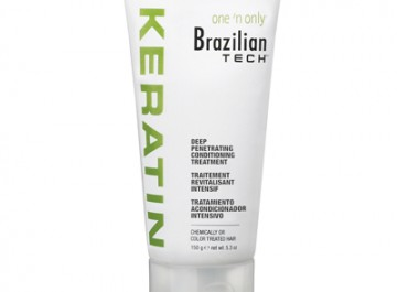 one n only brazilian tech deep conditioner