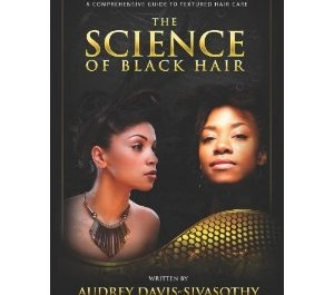 science of black hair
