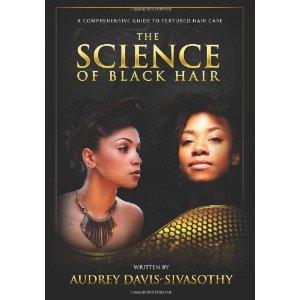 science of black hair