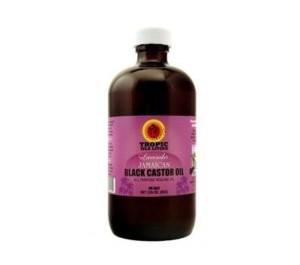 tropic isle lavender castor oil