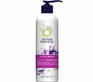 herbal essences touchably smooth