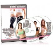Lindsay Brin's 60 day slim down post-partum DVD set