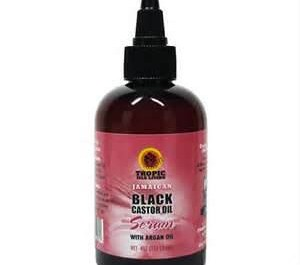 Jamaican Castor oil serum with argan oil