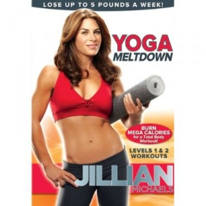 Jillian Michaels Yoga melt down