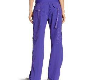 Zumba amethyst pants- rolled down