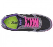 Zumba lollipop sneakers size 8