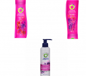 Herbal Essences Touchably Smooth Shampoo, Conditioner and Leave-in combo