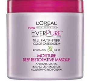 L'oreal everpure restorative masque