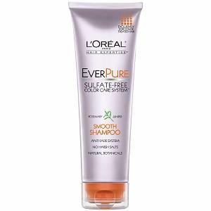L'oreal everpure smooth sulfate free shampoo
