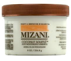 Mizani coconut souffle hair dress