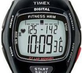 Timex T5J031 Unisex Digital Fitness Heart Rate Monitor Watch
