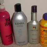 Optimized-Hair products I use