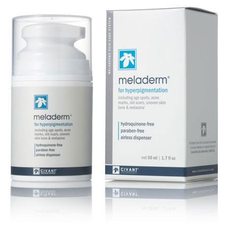 meladerm pigment reducing complex