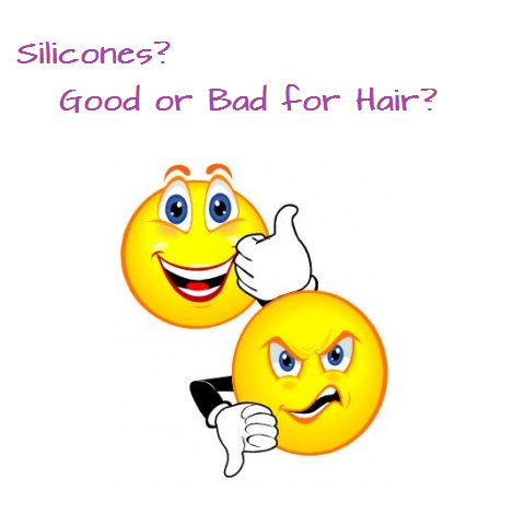 silicones good or bad for hair