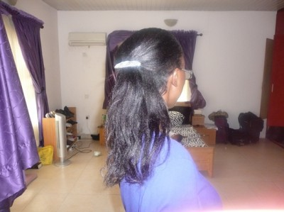 relaxed hair 5