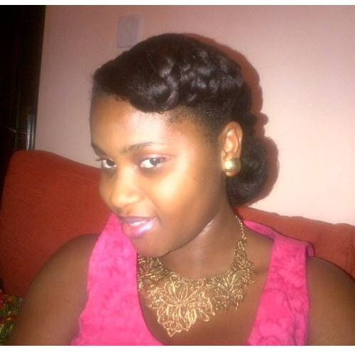 Jingle Bell Rock - Dabs of Naija Hair Can Grow