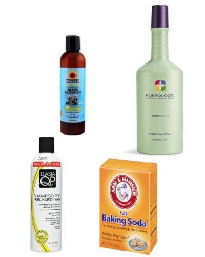 Sizzling mommy top shampoos for 2012