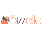 sizzelle logo square
