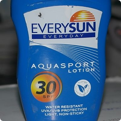 Sizzling mommy sunscreen
