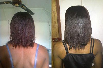 Emem's hair 2012