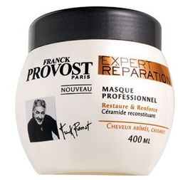 Franck provost expert reparation professional mask