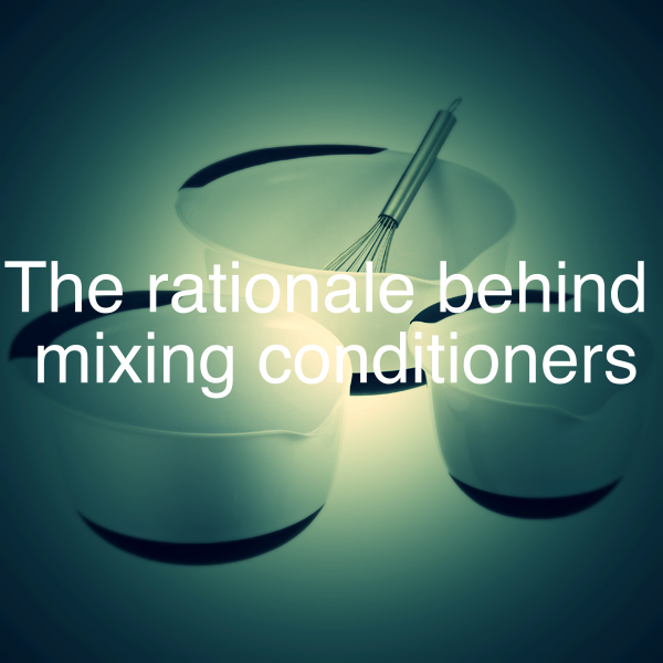 Mixing conditioners